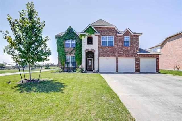 1236 Iron Horse Street, Wylie, TX 75098 (MLS #14357660) :: Tenesha Lusk Realty Group