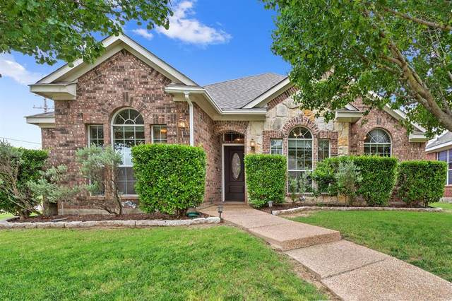 9001 Amber Downs Drive, Mckinney, TX 75072 (MLS #14357680) :: The Chad Smith Team