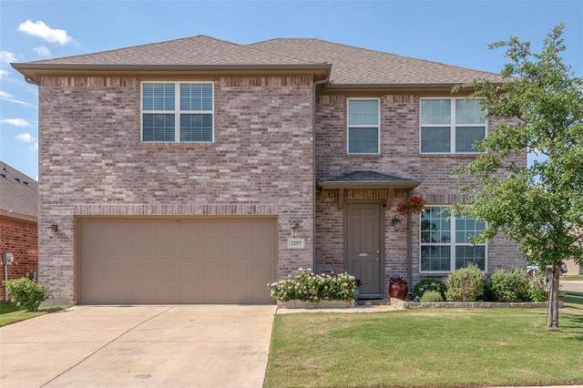 2257 Juarez Drive, Fort Worth, TX 76177 (MLS #14357728) :: Tenesha Lusk Realty Group