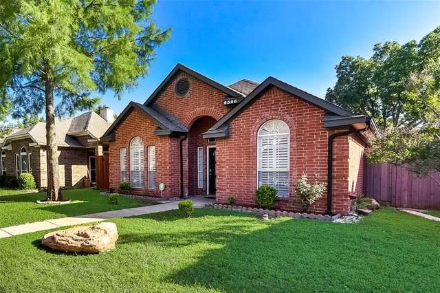 6506 White Oak Drive, Rowlett, TX 75089 (MLS #14357737) :: The Good Home Team