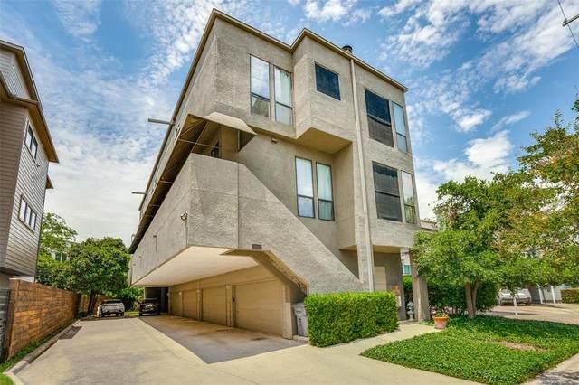 3907 Throckmorton Street #2, Dallas, TX 75219 (MLS #14357748) :: HergGroup Dallas-Fort Worth
