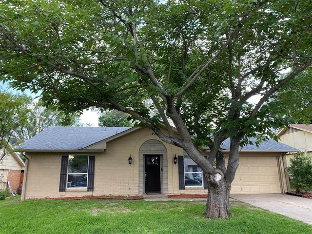1238 Palisades Drive, Lewisville, TX 75067 (MLS #14357763) :: The Mitchell Group