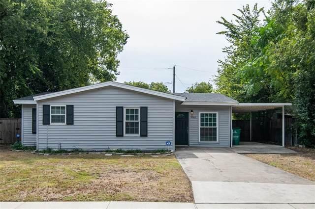5849 Tracyne Drive, Westworth Village, TX 76114 (MLS #14357770) :: Tenesha Lusk Realty Group