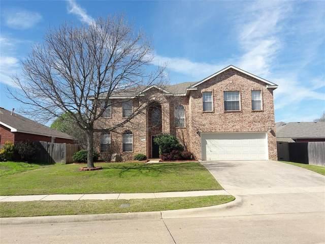 3407 Egerton Lane, Mansfield, TX 76063 (MLS #14357782) :: Tenesha Lusk Realty Group