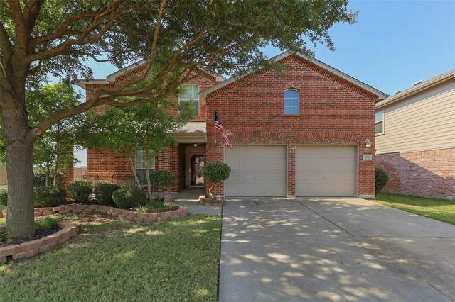 1532 Canary Drive, Little Elm, TX 75068 (MLS #14357789) :: Baldree Home Team