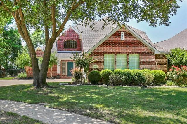 2605 Northview Court, Flower Mound, TX 75022 (MLS #14357810) :: Post Oak Realty