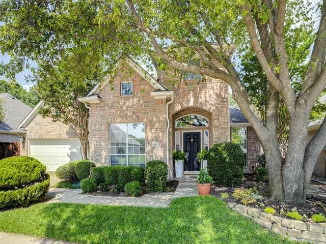 802 Lake Point Circle, Mckinney, TX 75072 (MLS #14357819) :: The Good Home Team