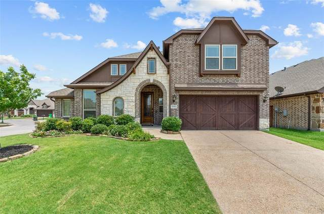2116 Blue Azalea, Aubrey, TX 76227 (MLS #14357822) :: Team Tiller