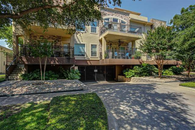 4319 Bowser Avenue #205, Dallas, TX 75219 (MLS #14357857) :: Results Property Group