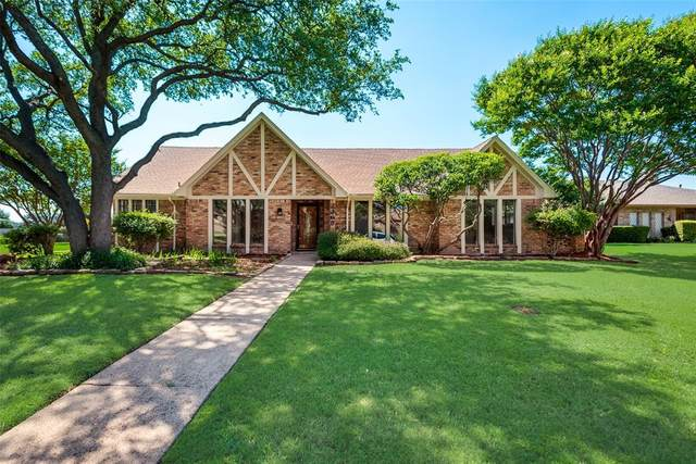 2268 Valley, Carrollton, TX 75006 (MLS #14357910) :: The Good Home Team