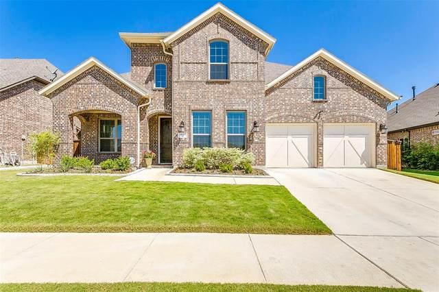3007 Carrington Drive, Mansfield, TX 76063 (MLS #14357926) :: The Chad Smith Team