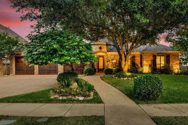 4304 Old Grove Drive, Mansfield, TX 76063 (MLS #14357944) :: RE/MAX Pinnacle Group REALTORS