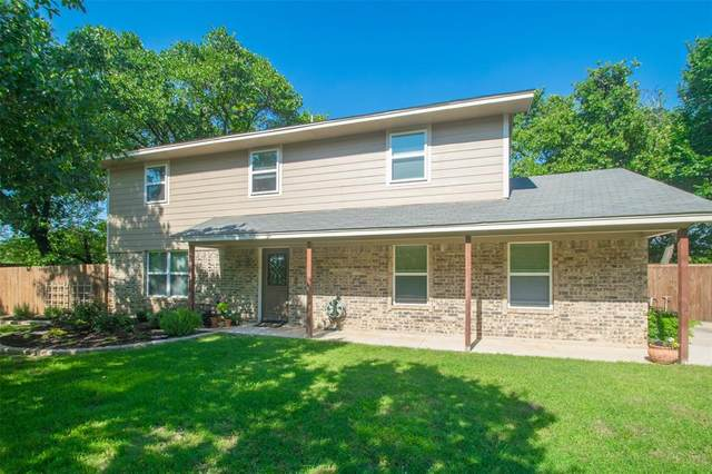 402 Harbor Lane, Hickory Creek, TX 75065 (MLS #14357949) :: Ann Carr Real Estate