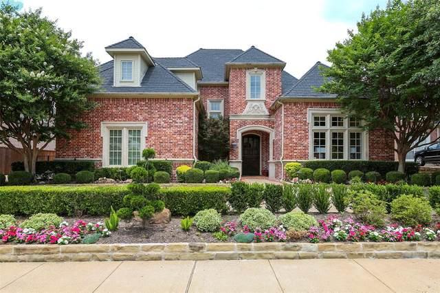 5341 Tate Avenue, Plano, TX 75093 (MLS #14357955) :: The Good Home Team