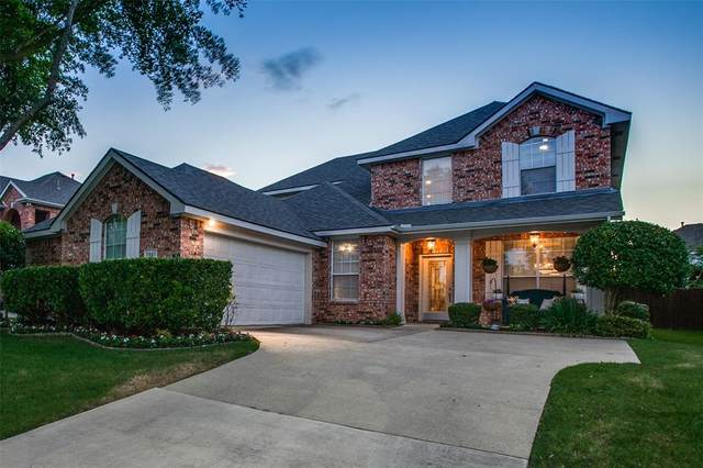 7801 Fern Hill Lane, Rowlett, TX 75089 (MLS #14357959) :: The Good Home Team