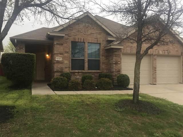 5540 Exeter Drive, Prosper, TX 75078 (MLS #14357968) :: Tenesha Lusk Realty Group