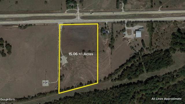 TBD E Highway 380, Decatur, TX 76234 (MLS #14357970) :: Trinity Premier Properties