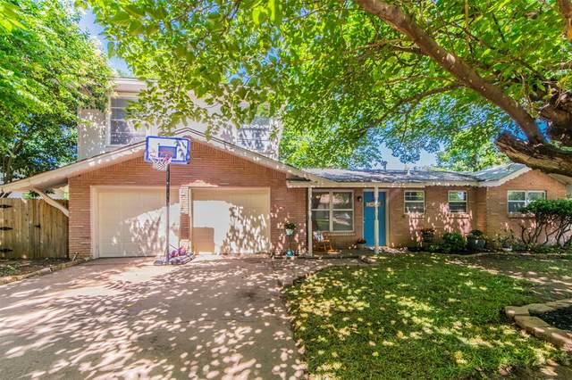 404 Holder Drive, Hurst, TX 76053 (MLS #14357998) :: Team Tiller