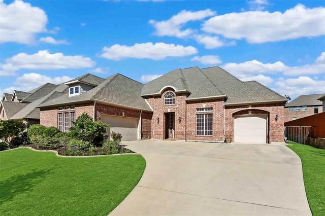 4821 Eddleman Drive, Fort Worth, TX 76244 (MLS #14358004) :: Tenesha Lusk Realty Group