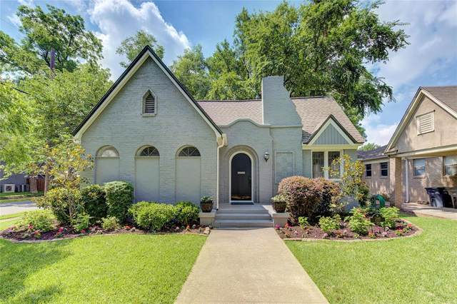 5848 Marquita Avenue, Dallas, TX 75206 (MLS #14358005) :: The Kimberly Davis Group
