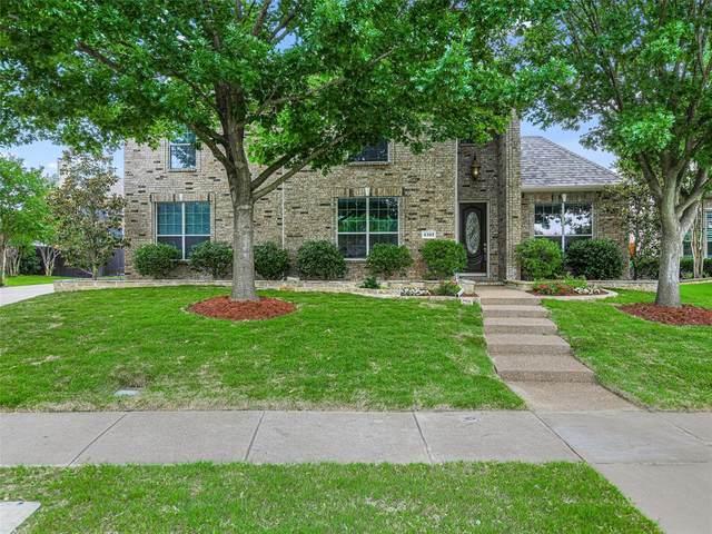4302 Old Grove Drive, Mansfield, TX 76063 (MLS #14358010) :: Tenesha Lusk Realty Group
