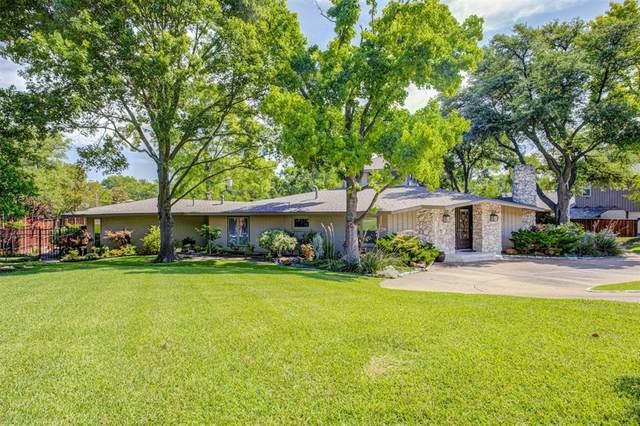 6807 Cliffbrook Drive, Dallas, TX 75254 (MLS #14358031) :: Frankie Arthur Real Estate