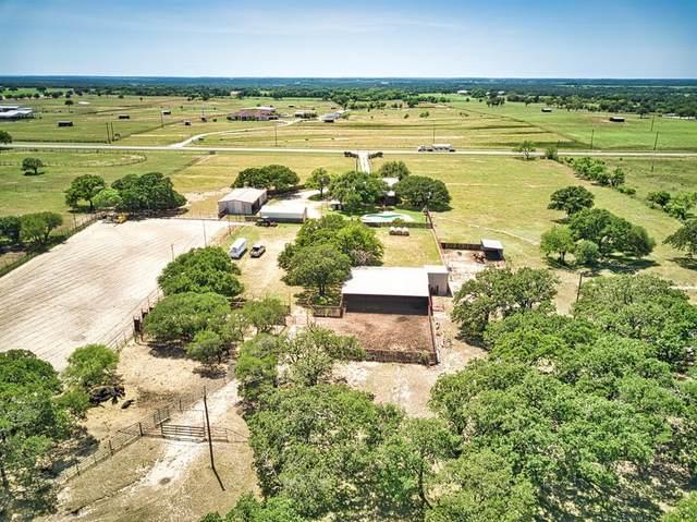 7216 N Fm 113, Weatherford, TX 76088 (MLS #14358043) :: The Kimberly Davis Group