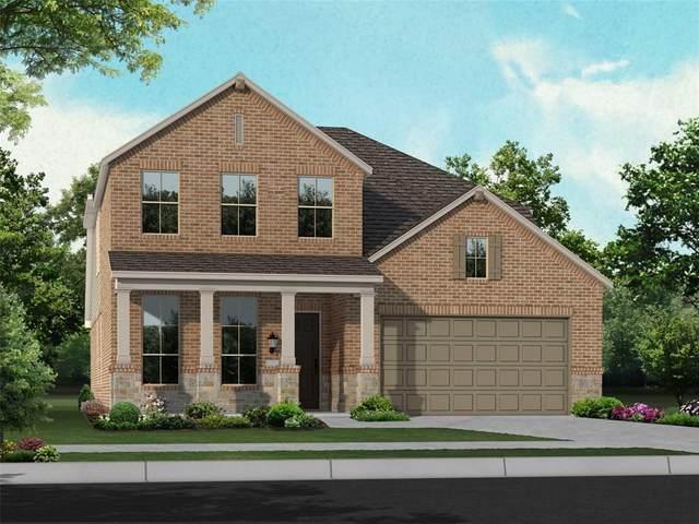 3701 Norwood Avenue, Celina, TX 75009 (MLS #14358058) :: Tenesha Lusk Realty Group