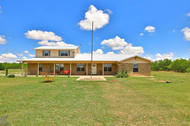 4536 Iberis Road, Abilene, TX 79606 (MLS #14358062) :: The Kimberly Davis Group