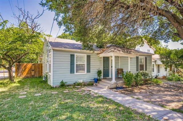 3527 Falls Drive, Dallas, TX 75211 (MLS #14358075) :: The Kimberly Davis Group