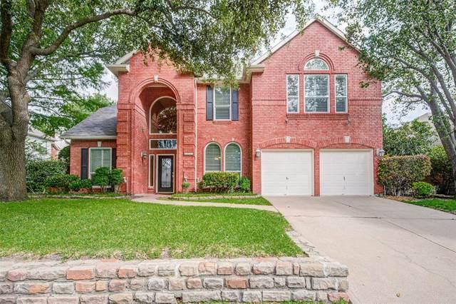 5009 Plantation Lane, Frisco, TX 75035 (MLS #14358081) :: The Chad Smith Team