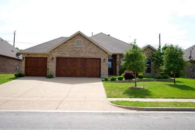 1017 Thistle Hill Trail, Weatherford, TX 76087 (MLS #14358111) :: Team Hodnett