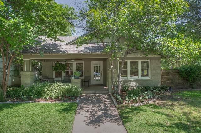 3720 Bunting Avenue, Fort Worth, TX 76107 (MLS #14358122) :: Tenesha Lusk Realty Group