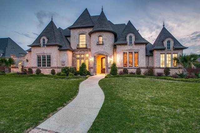 4904 Rockrimmon Court, Colleyville, TX 76034 (MLS #14358135) :: The Chad Smith Team