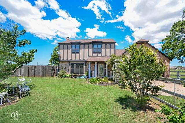 4976 County 410 Road, Hawley, TX 79525 (MLS #14358150) :: Robbins Real Estate Group