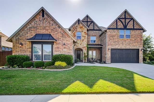 6732 Shadow Glen Drive, Frisco, TX 75035 (MLS #14358152) :: The Kimberly Davis Group