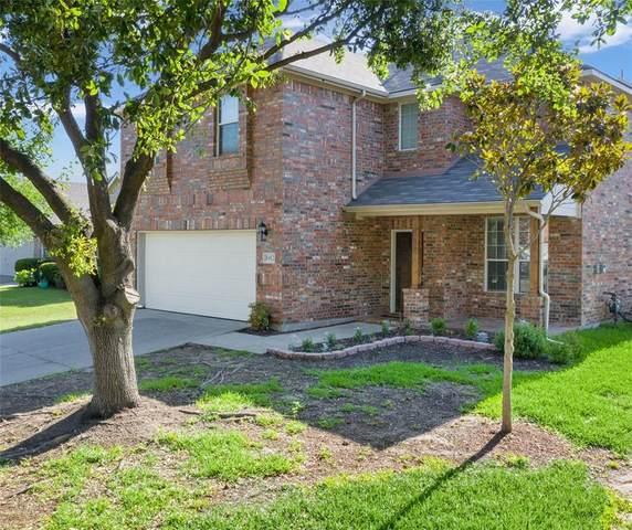 8412 Davis Drive, Frisco, TX 75036 (MLS #14358155) :: Post Oak Realty
