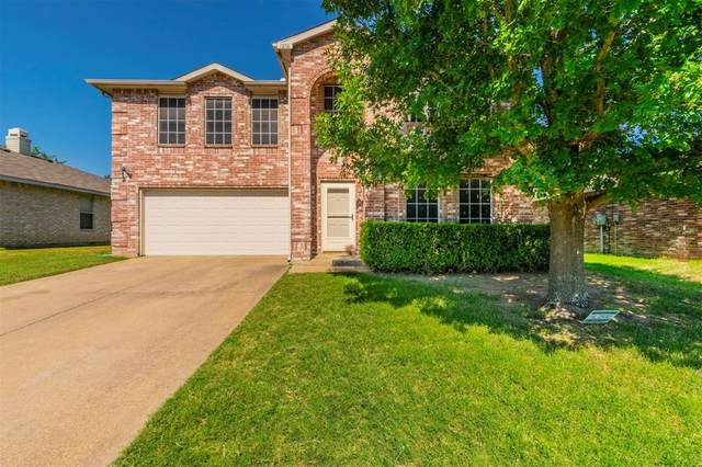 12116 Worchester Drive, Fort Worth, TX 76036 (MLS #14358211) :: Front Real Estate Co.