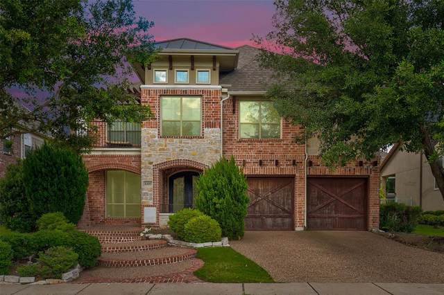 8400 Foothill Drive, Plano, TX 75024 (MLS #14358225) :: The Chad Smith Team
