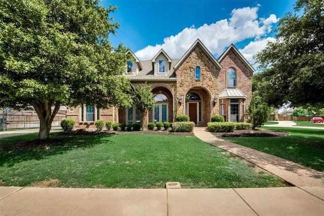 901 Norma Lane, Keller, TX 76248 (MLS #14358244) :: Tenesha Lusk Realty Group
