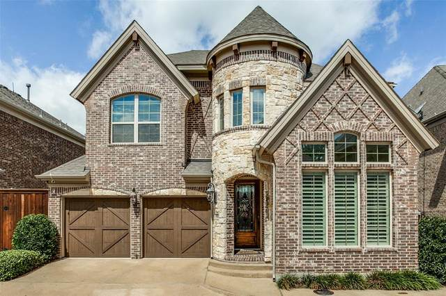 9115 Cochran Bluff Lane, Dallas, TX 75220 (MLS #14358268) :: The Heyl Group at Keller Williams