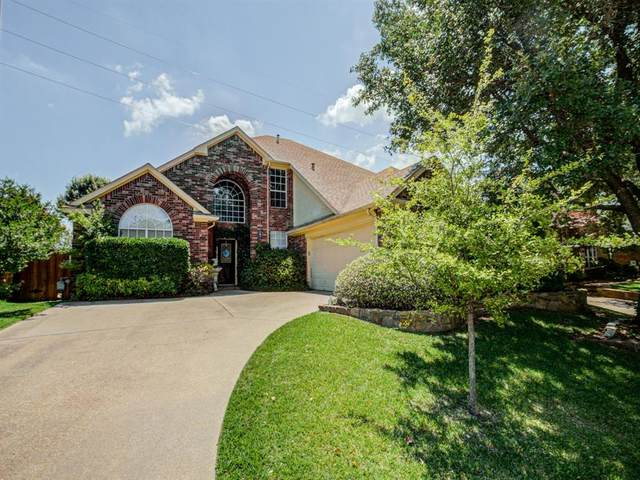 7302 Woodsprings Drive, Garland, TX 75044 (MLS #14358270) :: The Chad Smith Team