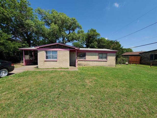 6155 Ramey Avenue, Fort Worth, TX 76112 (MLS #14358280) :: All Cities USA Realty