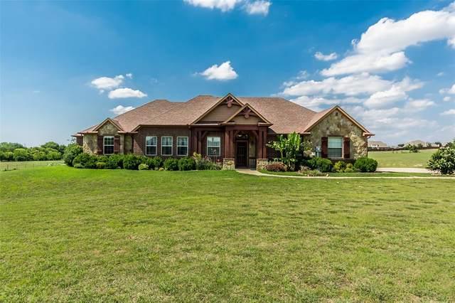 1091 Pasewark Circle, Prosper, TX 75078 (MLS #14358312) :: Tenesha Lusk Realty Group
