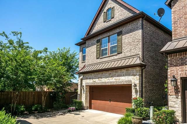 8607 Ballifeary Place, Dallas, TX 75238 (MLS #14358345) :: Baldree Home Team