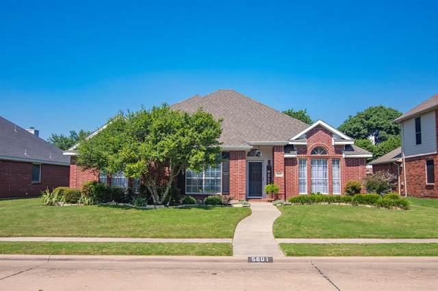 5601 Plantation Lane, Frisco, TX 75035 (MLS #14358367) :: The Rhodes Team