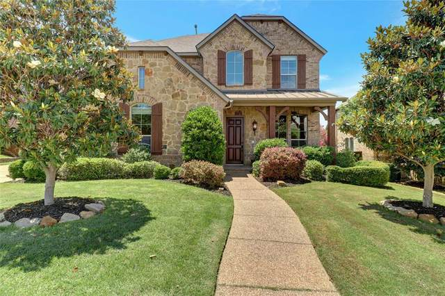 521 Castlewood Drive, Mckinney, TX 75071 (MLS #14358382) :: All Cities USA Realty