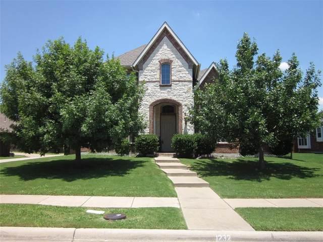 1232 Seymour Drive, Frisco, TX 75033 (MLS #14358398) :: Tenesha Lusk Realty Group