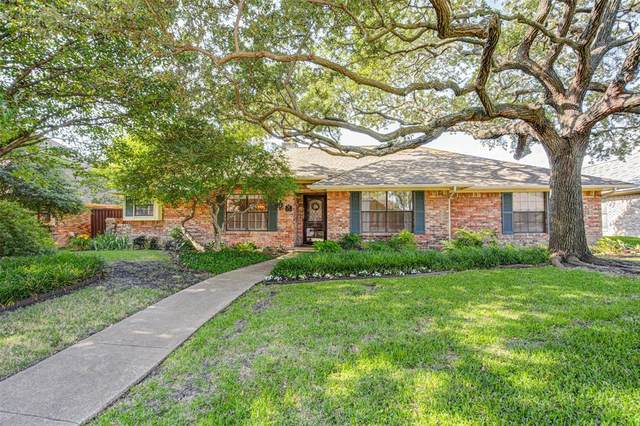 3532 Diamondhead Drive, Plano, TX 75075 (MLS #14358400) :: Tenesha Lusk Realty Group