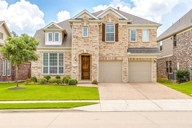 15556 Yarberry Drive, Fort Worth, TX 76262 (MLS #14358402) :: Tenesha Lusk Realty Group